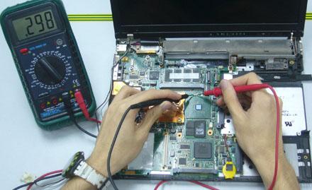 R R Computer World