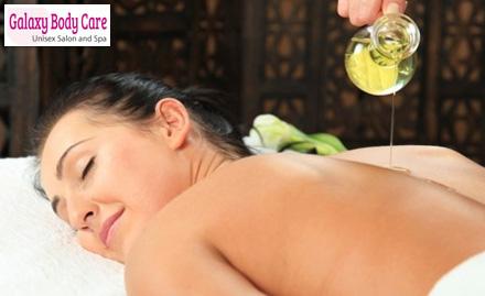 Galaxy Body Care Unisex Salon