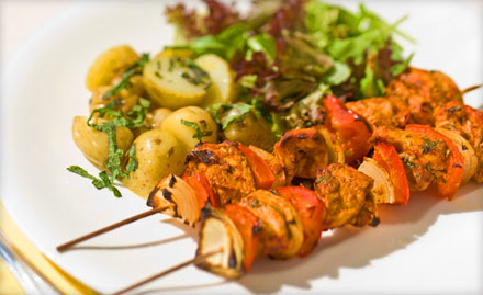 Grill and Tandoor