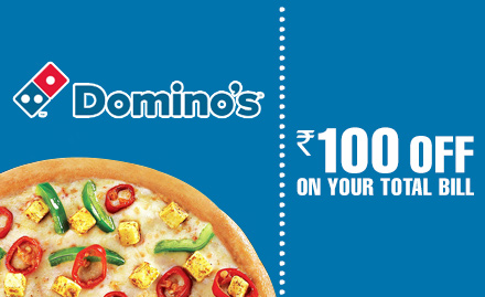 how to order dominos online in india