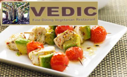 Vedic Fine Dining Vegeterian Restaurant