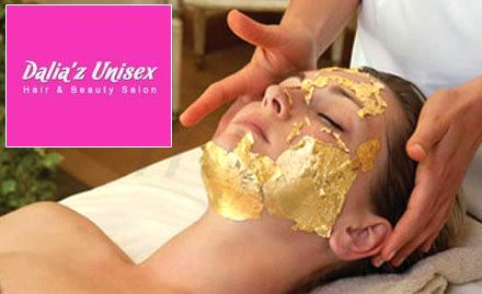 Dalia`z Unisex Hair And Beauty Salon