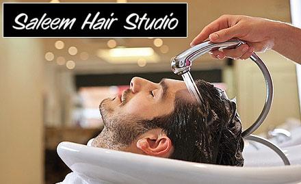 Saleem Hair Studio By Schwarzkopf