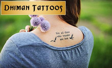 Dhiman Tattoos