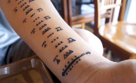 Deep Sign Tattoo