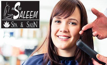 Master Saleem Spa & Salon