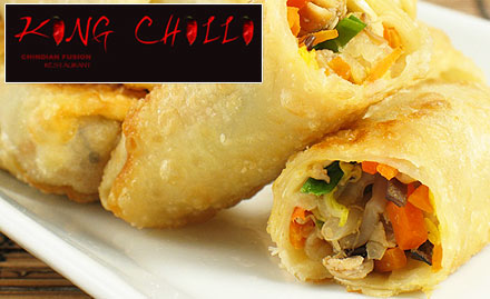 King Chilli Chindian Fusion