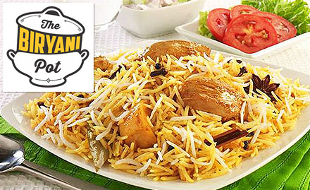 The Biryani Pot