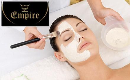 Empire Luxury Day Spa And Salon