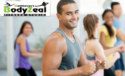 Beethovan's Bodyzeal Fitness Studio