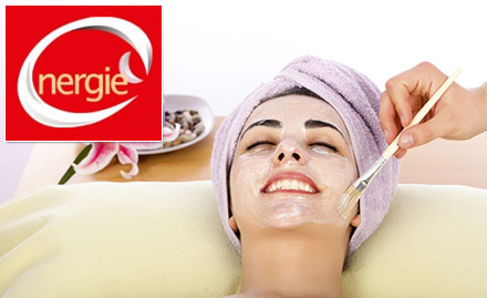 Energie Unisex Salon and Spa