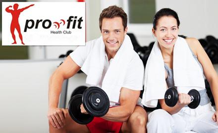 Pro Fit Health Club Gym