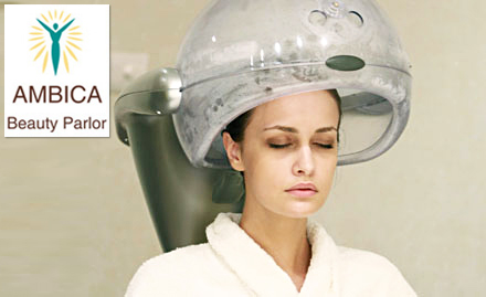 Ambica Herbal Beauty Parlour