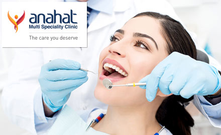 Anahat Multi-Speciality Clinic Deal,Offer