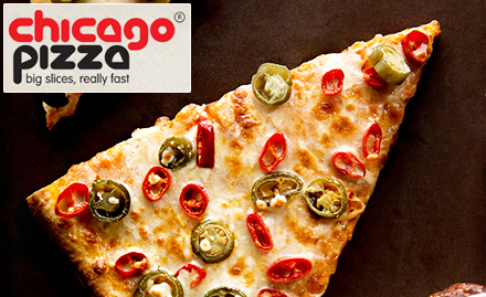 Chicago Pizza Deal,Offer