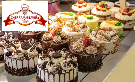 Chef Rajan Bakery