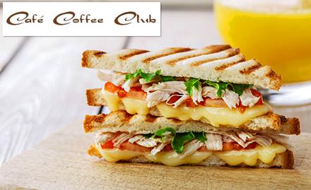 Cafe Coffee Club