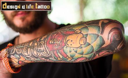 Design 4 Life Tattoo