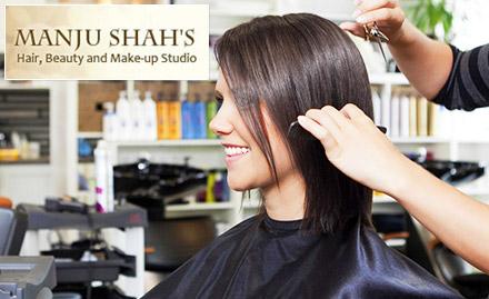Manju Shah's Hair & Beauty Studio