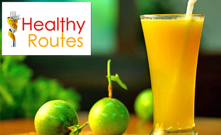 Healthy Routes