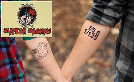 Rupesh Raghav Tattoo Arts