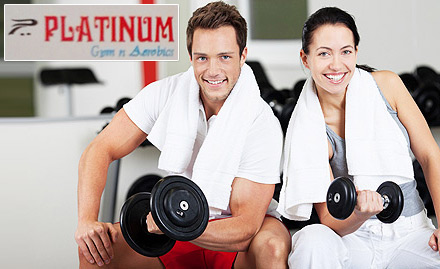 Platinum Gym and Aerobics