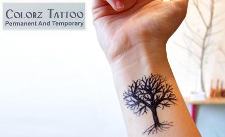 Colorz Tattoo