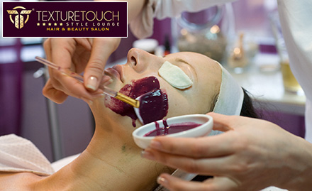Texture Touch - 5 Star Style Lounge
