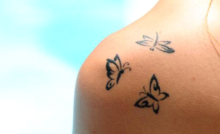 Dhruv Ink Permanent Tattoos