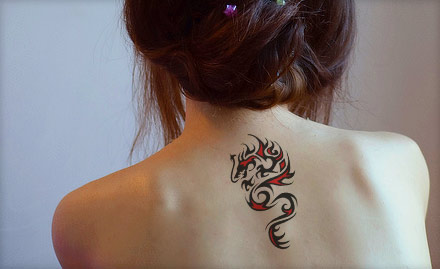 Tattoo coupons pune