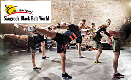 Black Belt World India