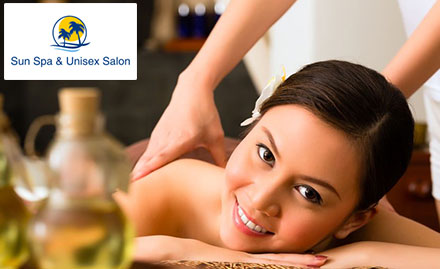 Sun Spa & Unisex Salon