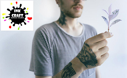 Ink craft tattoo studio permanent tattoo in bardez goa for Ink craft tattoo