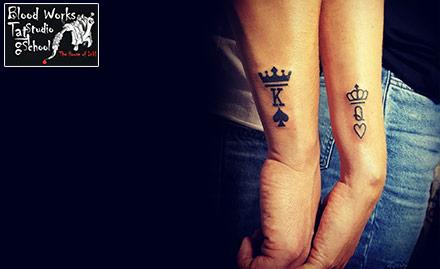 Blood Works Tattoo Studio & School