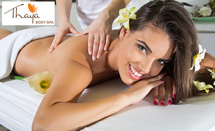 Thaya Body Spa And Beauty Services