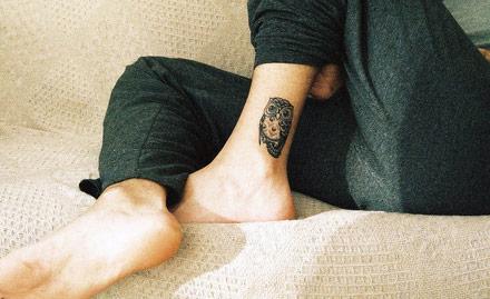 Magnet Body Tattoo