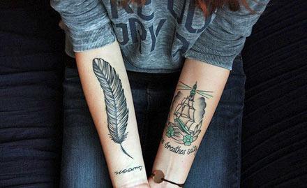 ARTISANS (Colorful Tattoos and Nail Art Hub)