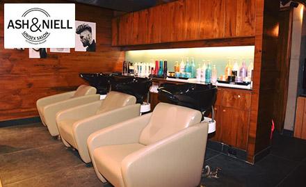 Ash & Niell Unisex Salon By Aashmeen Munjaal