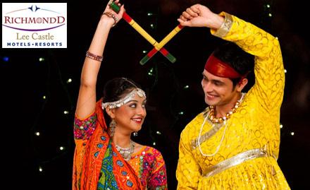 Srisa Club Dandiya nights @ Richmondd Lee Castle