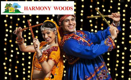 DJ Dandiya Raas @ Harmony Woods