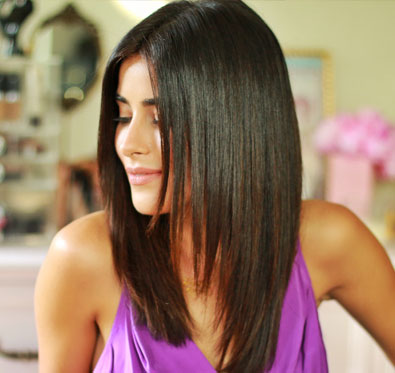 64% Off on hair rebonding @ Silver Szissor Unisex Salon