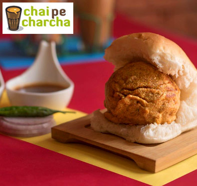 20% off on a minimum bill of Rs 200 @ Chai Pe Charcha