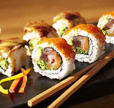 20% off on sushi, nigiri & more @ Tokyo Treat