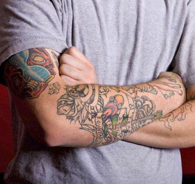 80% off on permanent tattoo @ Vinayak Tattoo Art