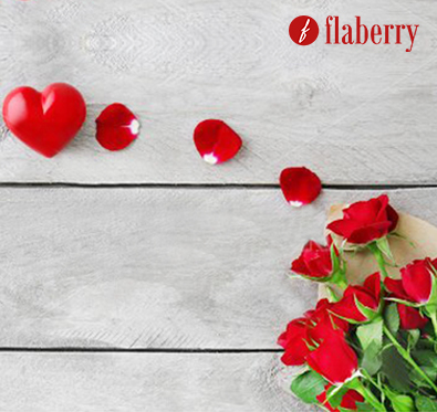 20% off on flowers & cakes @ Flabbery.com