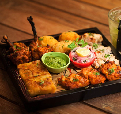 20% off on food bill @ Leela Family Restaurant