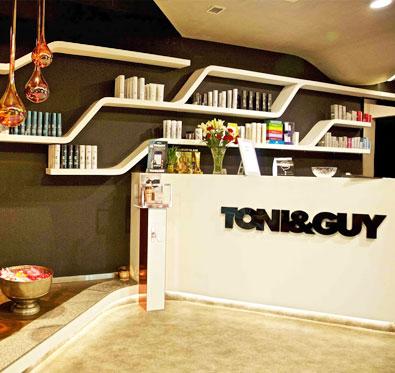 Get salon services worth Rs 2000 @ Toni & Guy Essensuals