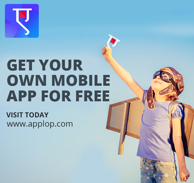 App for your business absolutely free @ Applop